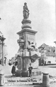 Fontaine Neptune Mechelen 1