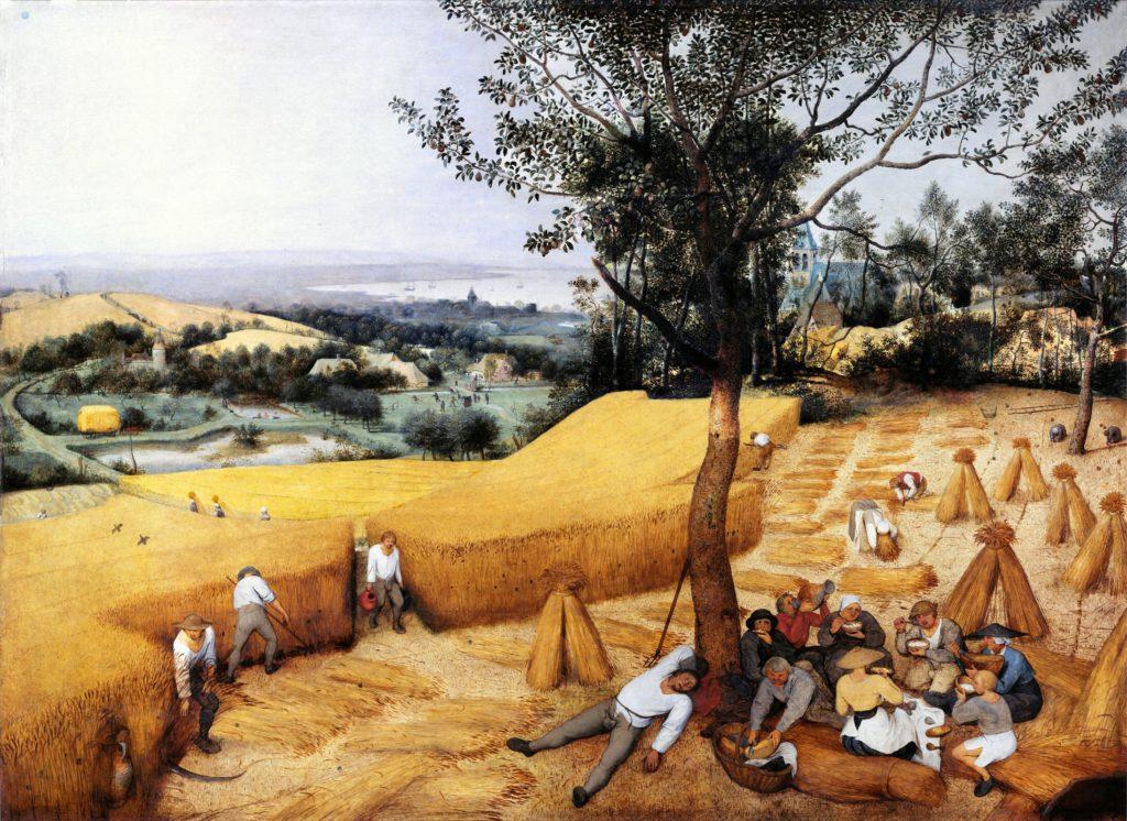 La Moisson (1565)
