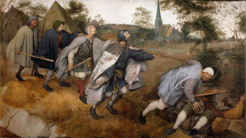 La Parabole des Aveugles (1568)